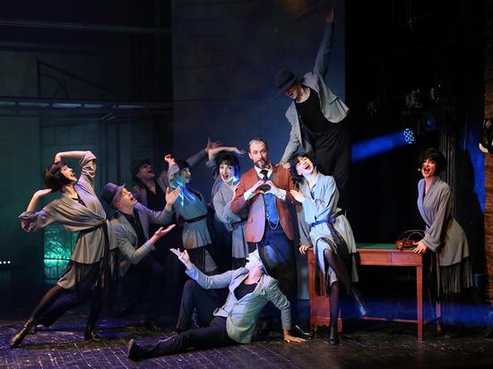 Марк Розовский поставил мюзикл о Шерлоке Холмсе