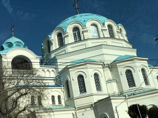 В Евпатории отметили 120-летие Свято-Николаевского собора