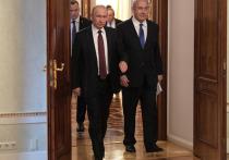 «Коммерсантъ»: Нетаньяху предлагает Путину поддержать его по-настоящему