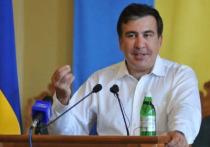 Саакашвили сообщил о возвращении в Украину в случае победы Зеленского