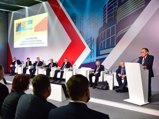 Глава  Тувы Шолбан Кара-оол стал хедлайнером Красноярского экономического форума