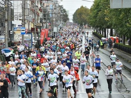 Снизилась цена участия в Пермском международном марафоне