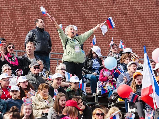 Россиянам предоставили 9 выходных дней в мае