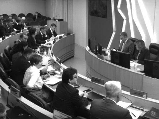 В Сургуте прошло очередное заседание Думы города