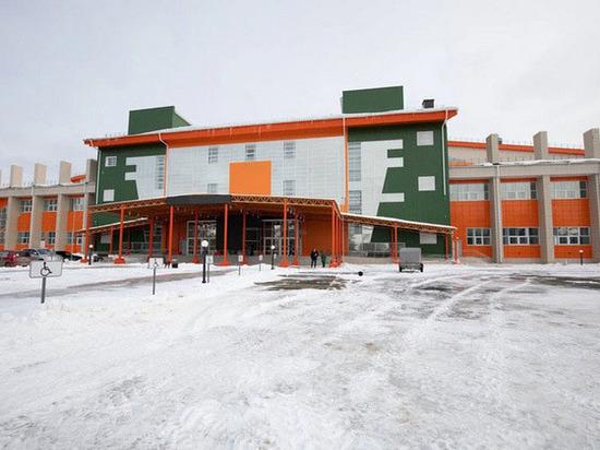 Физкультурно-спортивный комплекс открылся в Югорске