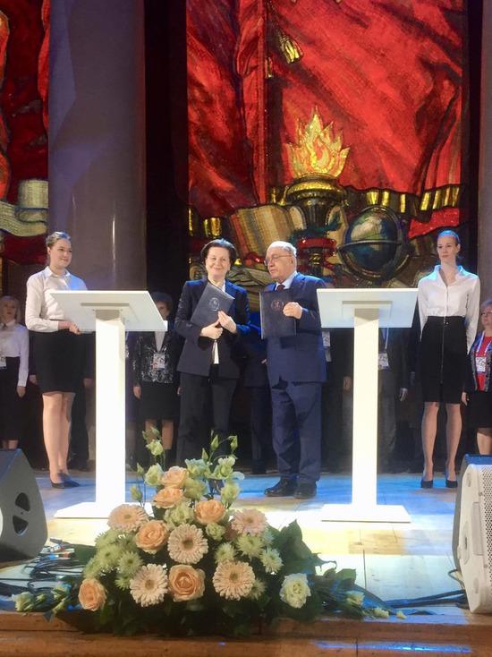 Югра выходит на новый уровень сотрудничества с ведущими российскими вузами
