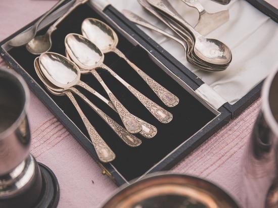 Красиво жить не запретишь: появился ГОСТ на посуду с серебряным покрытием