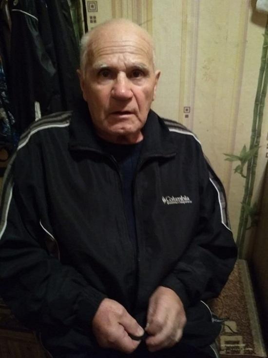 В Кирове ищут дедушку с татуировкой