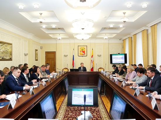 В мэрии Воронежа обсудили повышение эффективности работы с обращениями граждан