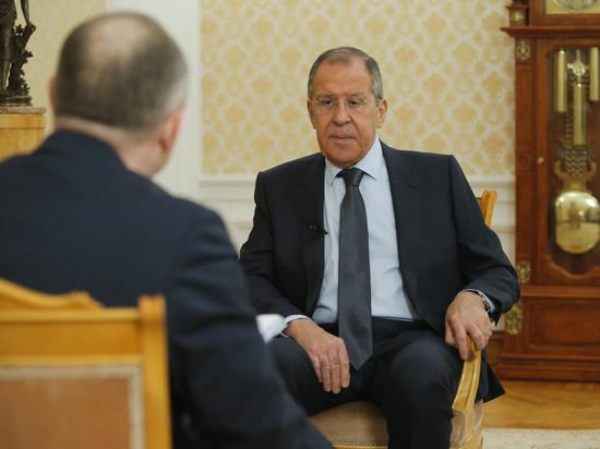 Министр иностранных дел РФ дал нам большое интервью о главных геополитических проблемах
