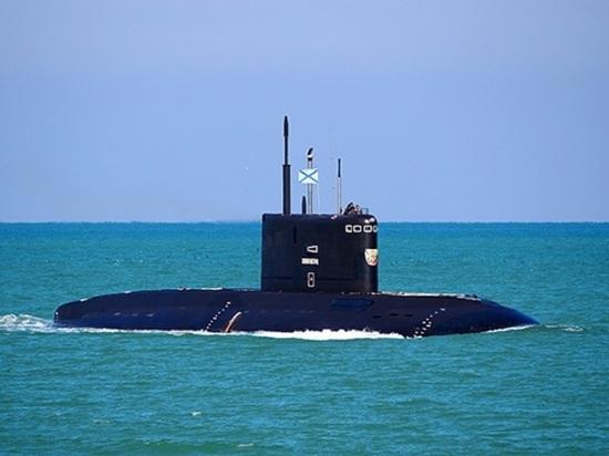 В Новороссийск прибыла на постоянную дислокацию подлодка «Великий Новгород»