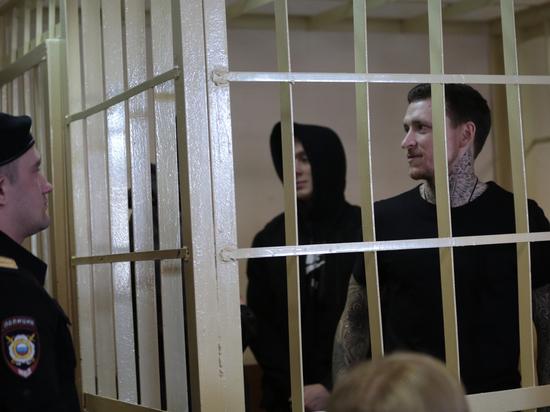 Кокорину и Мамаеву попросили продлить арест на полгода