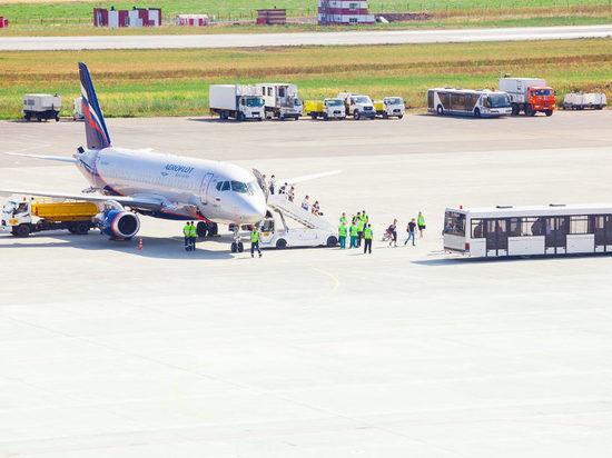 Саранский аэропорт перешёл на весенне-летнее расписание полётов
