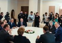 Игорь Додон: «Долг избранных партий – ясная перспектива для Молдовы»