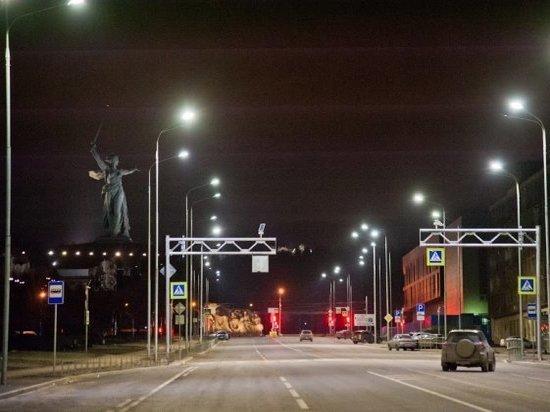 Почти 900 волгоградских сел и поселков получат современное освещение улиц