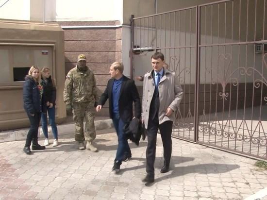 Iron Мэр задержан: главу администрации Евпатории обыскали дома и на работе