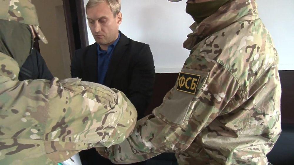 """Операция ФСБ по задержанию """"железного мэра"""" Евпатории: как это было"""