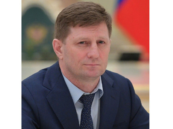 Фургал объявил о финансировании чиновниками кампании против него