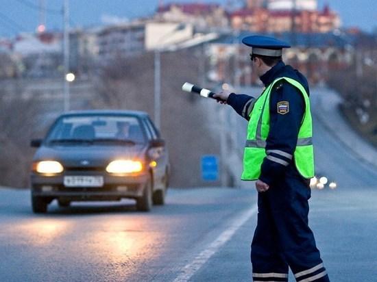 В Кирове более сотни водителей потеряли права из-за пьяной езды