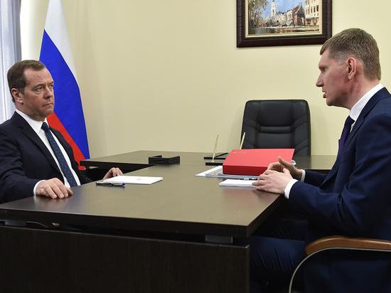 Дмитрий Медведев в Перми: итоги визита