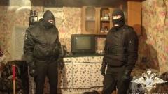Задержание подозреваемых в ограблении пенсионера в Калининграде