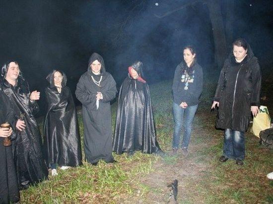 В Крыму есть последователи Сатаны – протоиерей