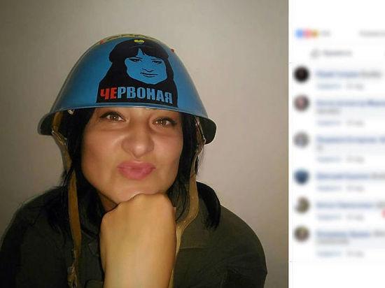 Появилась новая версия гибели украинской пулеметчицы Ведьмы
