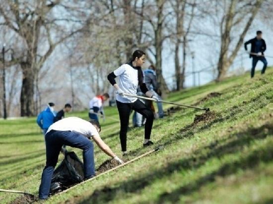 Месячник по благоустройству начнется в Нижнем Новгороде 5 апреля