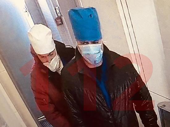 Полиция поймала напавших на больницу «санитаров» и организатора разбоя