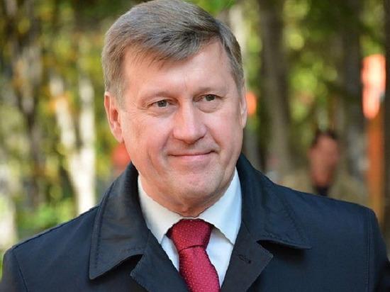 Мэр Новосибирска Локоть заявил об участии в выборах главы