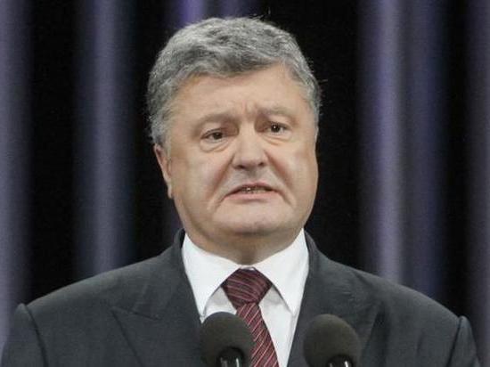 Врач рассказал о результатах анализа крови Порошенко