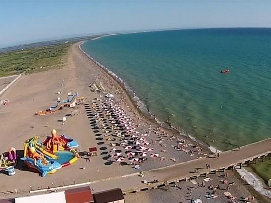 В Крыму на 600 га раскинется еще один туристический кластер – Аксенов