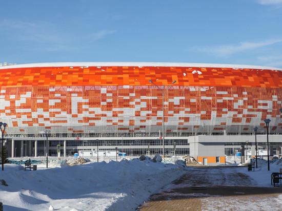 Саранск может принять финал Кубка России по футболу