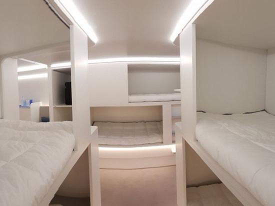Airbus предложит пассажирам летать в отсеках для багажа