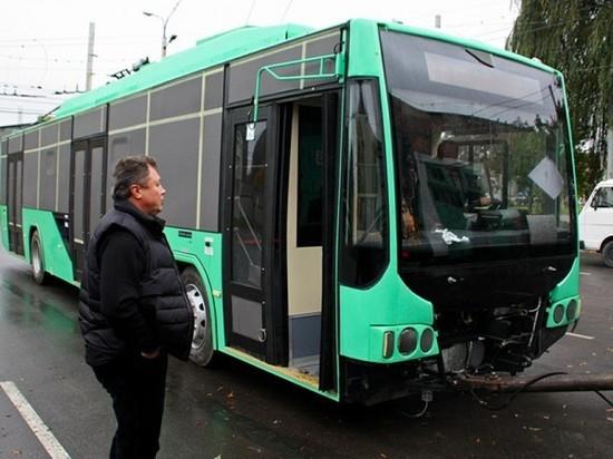 Глава «Калининград-ГорТранс» предложил постепенно отказаться от троллейбусов