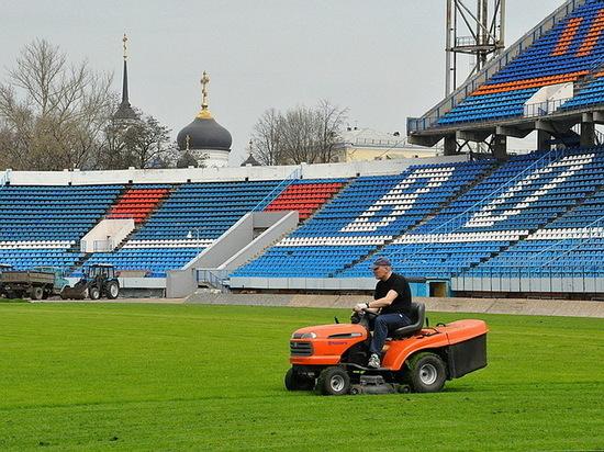 Владимир Кадурин: стадион воронежского «Факела» предполагают продать