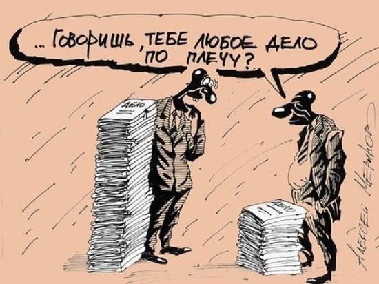 Врио главы Калмыкии призывает чиновников включаться в работу