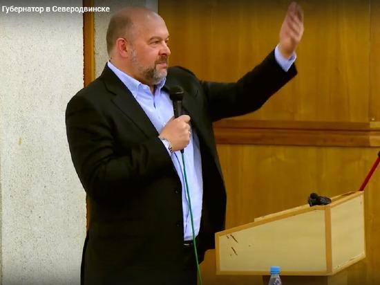 Губернатор Орлов о своих критиках: «Всякая шелупонь, которая здесь никто…»