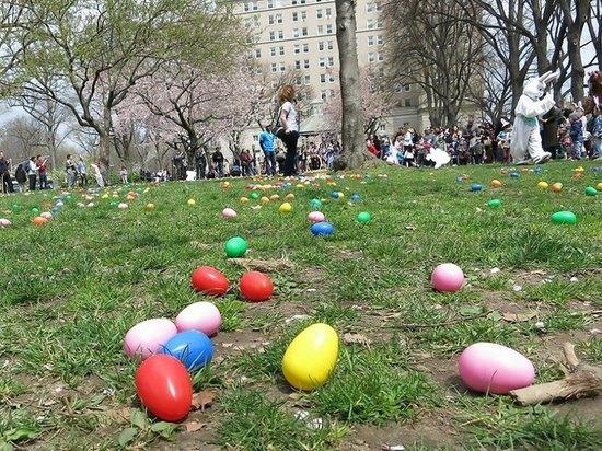 Как весело и с пользой провести пасхальные каникулы в Нью-Йорке