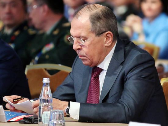 Лавров объяснил причины кризиса в Ливии