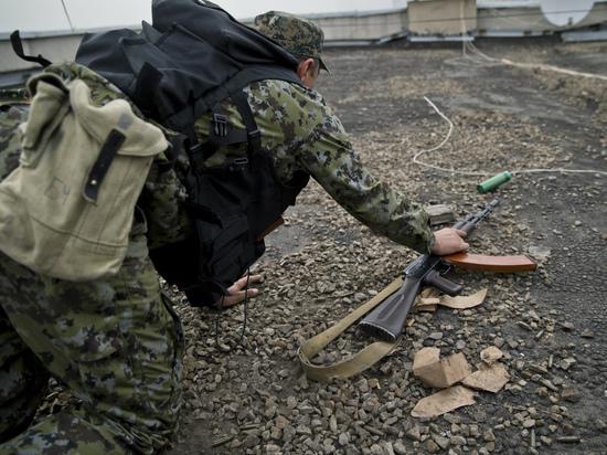 Украинские военные утверждают, что захватили российского диверсанта