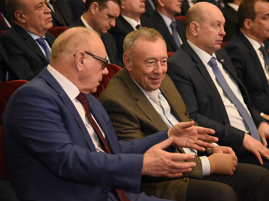 В Донской столице отпраздновали 25-летие донского парламента