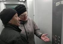 В столице Калмыкии требуется заменить 30 лифтов