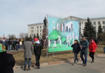 Агитационные кубы организаторы поставят на Летнем саду (напротив памятника Пушкину), на автобусной остановке «Детский парк», на площади Ленина и около ТЦ «Европарк», сообщает местный штаб Алексея Навального