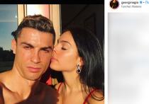 Девушка Роналду рассказала историю знакомства с футболистом