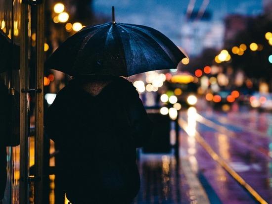 Рабочая неделя в Волгограде начнется с дождя
