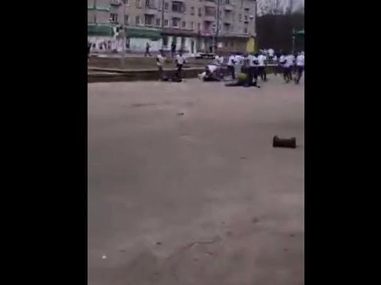 Драку в Обнинске затеяли фаны ЦСКА