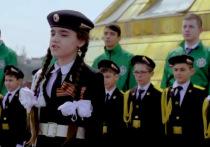 В Железноводск прибыл «Огонь Победы» из Грозного