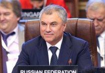 Секретная миссия Володина: что стоит за его инициативой изменения Конституции