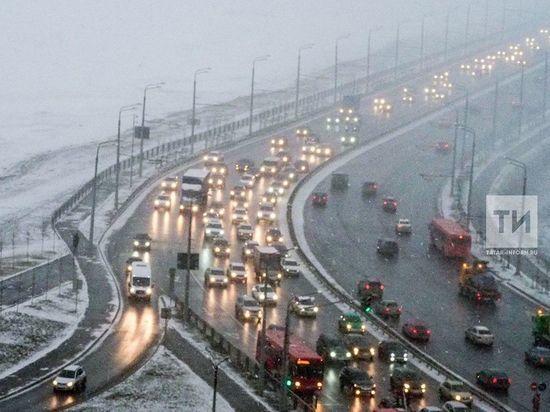 Туман и дождь в Татарстане сохранятся